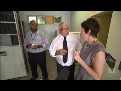Northern Territory Royal Commission visits the Don Dale centre