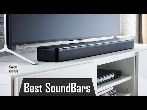 Top 7 Best SoundBars 2017 - Affordable TV Sound Bar Reviews