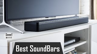 Top 7 Best Soundbars - Affordable Tv Sound Bar Reviews