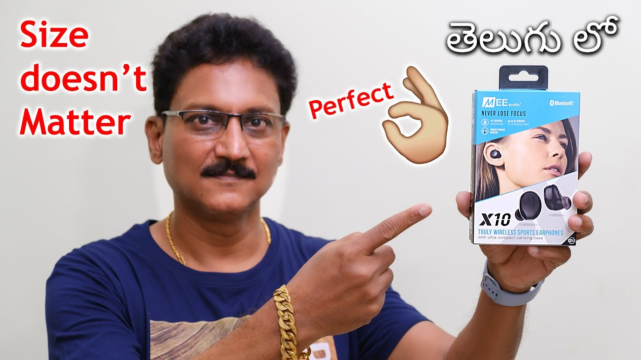 Size doesn't Matter this thing proves!... Unboxing in Telugu