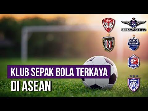 Klub Sepakbola Terkaya Squad Termahal Di Asia Tenggara 2021