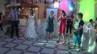 Simona & David's Wedding Dance (DJ Otzi - Hey Baby)