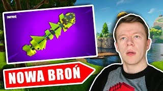 NEW WEAPON HIDDEN in the game files! -FORTNITE