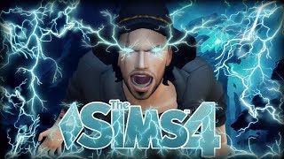 ✨The Sims 4✨ Kraina Magii z Oską #6 - Popaliło go! ⚡⚡