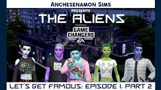 The Aliens: Let's Get Famous, episode 1 part 2