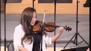 violinist michelle kim