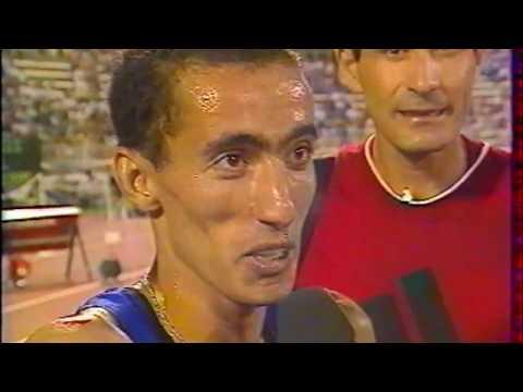 Noureddine Morceli - 13/7/1995