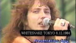 Live at Seibu Stadium, Tokio, Japan. 1984 David Coverdale: Vocals J...