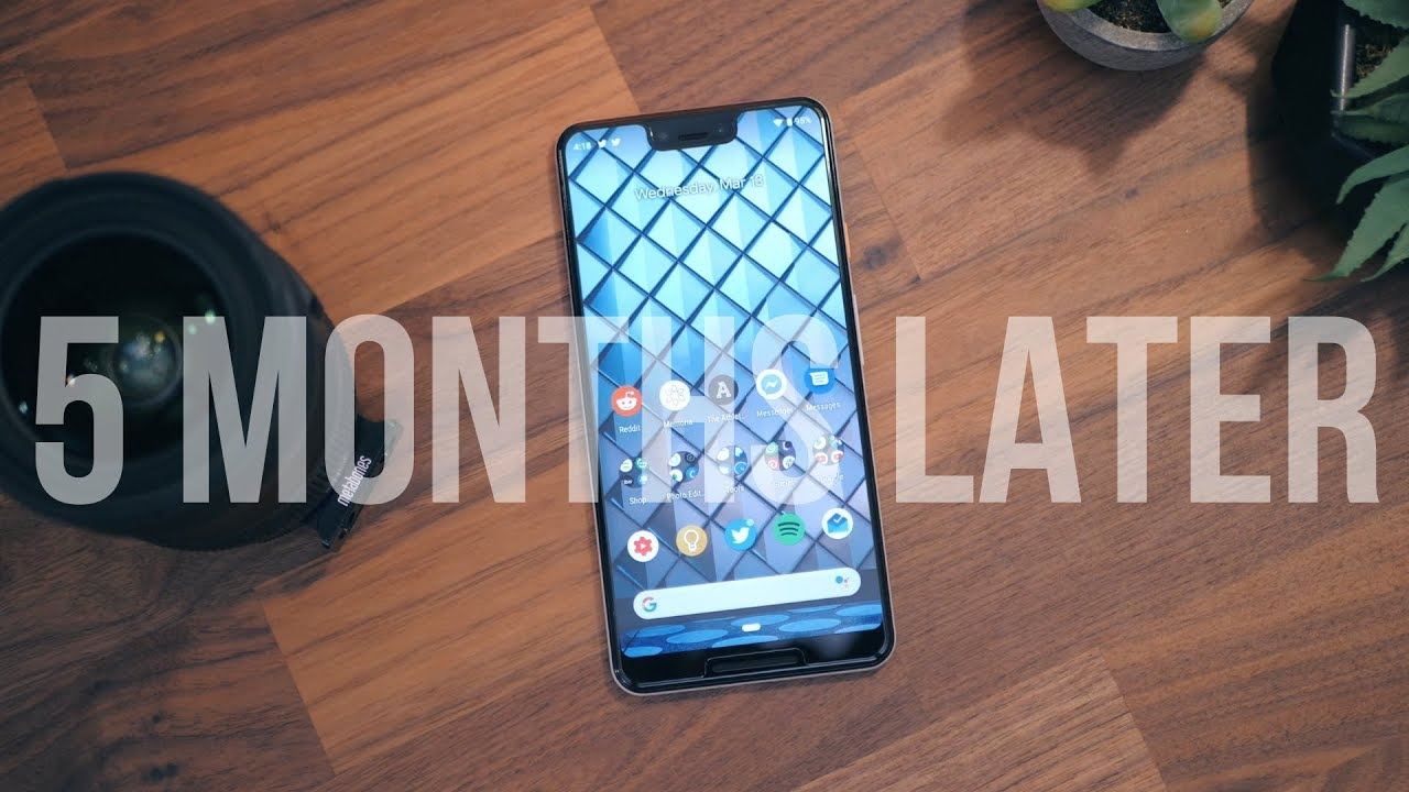 Google Pixel 3 XL long-term review: Still the king?
