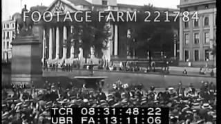 Ww1 1918 England, Middle East 221784-04