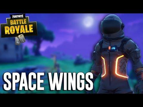 Space Wings - Fortnite Battle Royale Gameplay - Ninja