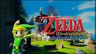 Zelda - Blind - no game overs?   Wind Waker - The Begins