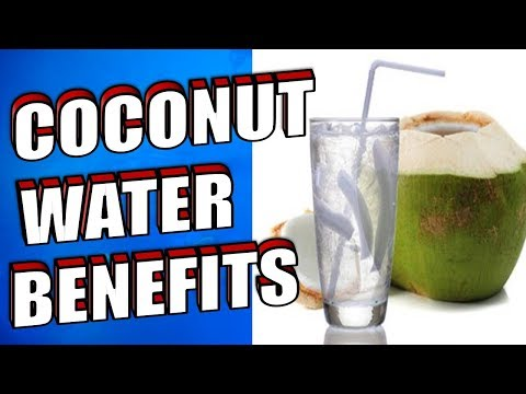 12 Health Benefits Of Coconut Water Hair, Skin & Weigtht Loss