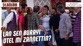 Layığını Bulan Kemal! - Kırgın Çiçekler 51.bölüm