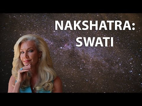 Learn the Secrets of the Nakshatras  Swati, the Business Professional
