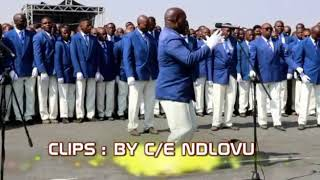 The twelve apostles church in christ N.V Mlangeni thanks giving day Newcastle 2019