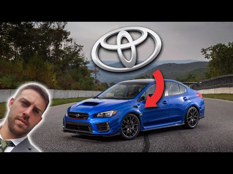 Next Subaru WRX (Toybaru 2.0)? + More Lexota News