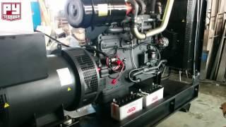 видео ДИЗЕЛЬ-ГЕНЕРАТОР ЯМЗ-236БИ АД-100 от производителя, купить дизельную электростанцию (ДЭС) 100 кВт