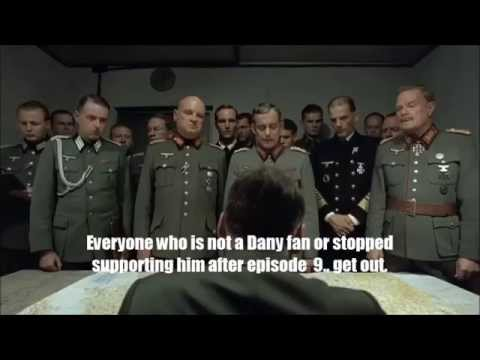 Hitler reacts to Stannis Baratheon's Death