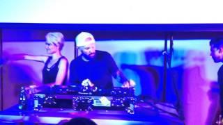 Fred Durst Secret DJ Set - witchhouse? @ Yandex.Music, Moscow, Russia 2 Nov 2015