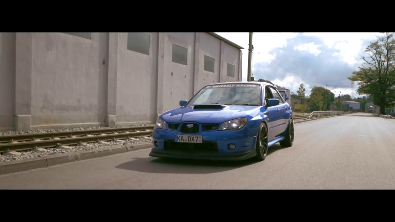 Twin City Subaru >> RENNWERK. Subaru Impreza WRX Sti JDM - Hawkeye - YouTube