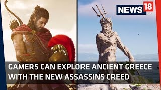 Assassin's Creed Odyssey | Gamers can explore ancient Greece with the new Assassins Creed