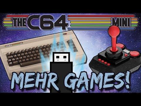 how-to update c64 mini - cinemapichollu