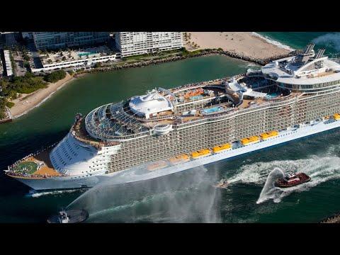 Самый большой корабль в мире