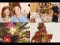 DECORATING OUR HOGWARTS CHRISTMAS TREE 2018!!