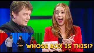 "Tom Stone on Penn & Teller's Fool Us. -""Whose box is this?"""