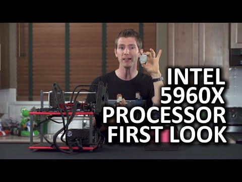 Intel core i7-5960x 8-core haswell-e processor review legit.