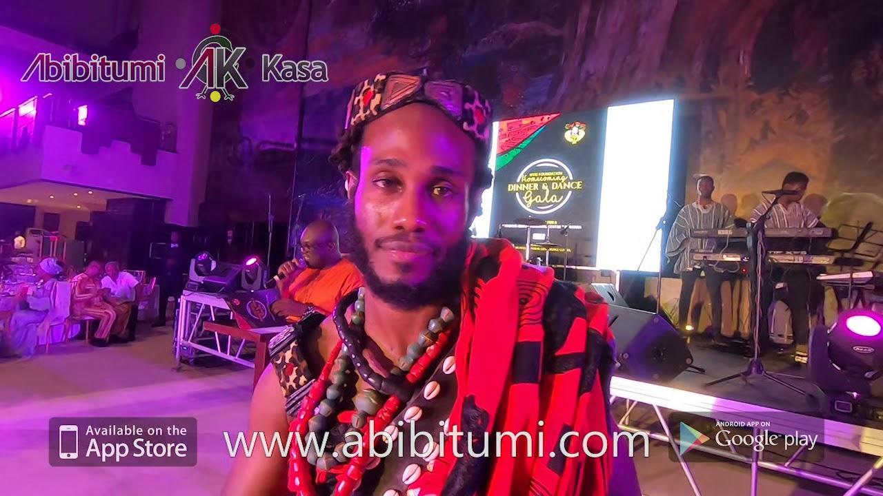 Okunini Ọbádélé Kambon: Nana Marcus Mosiah Garvey Foundation Award Recipient