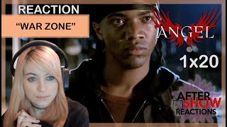 "Download Video Angel 1x20 - ""War Zone"" Reaction MP3 3GP MP4"