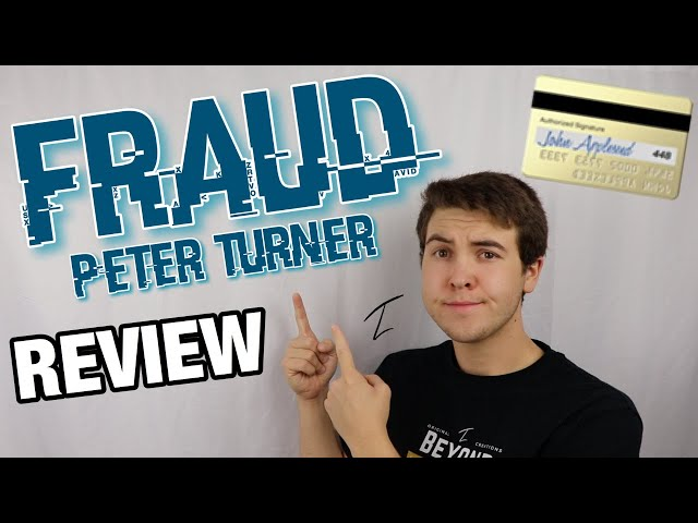 Fraud by Peter Turner - Magic Trick Review