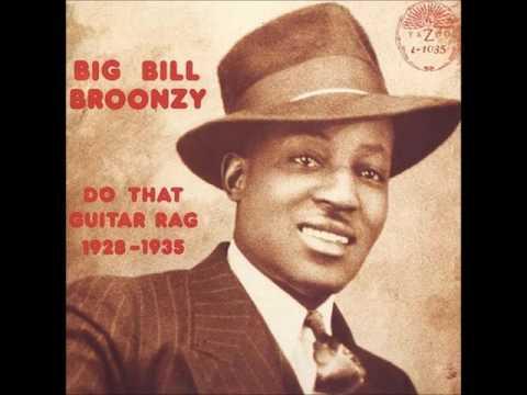 Big Bill Broonzy, Down in the basement blues