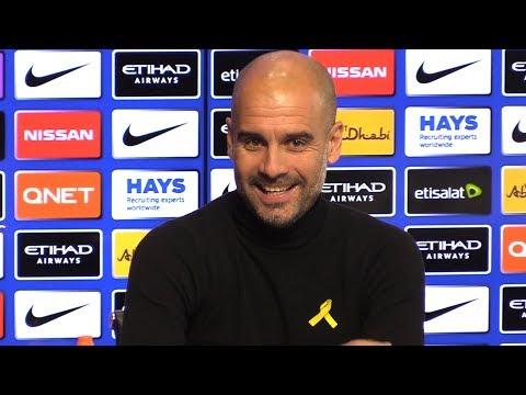 Pep Guardiola Full Pre-Match Press Conference - Manchester City v West Ham - Premier League