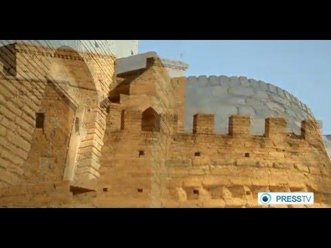 Iran ancient sites, Shush Castle & Apadana Palace كاخ آپادانا و دژ شوش ايران باستان
