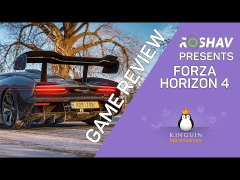 Roshav Presents: Forza Horizon 4 thumbnail