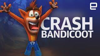 Crash Banicoot N. Sane Trilogy | Hands-On | E3 2017