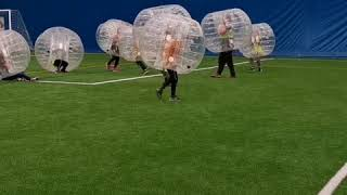 BUBBLEBALLING at Piispala