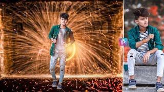 Picsart lights edit    lightroom mobile tutorial    Picsart photo editing