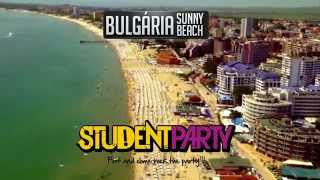 StudentParty Holiday Sunny Beach
