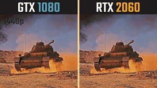 GTX 1080 vs. RTX 2060 1440p (Performance Comparison)