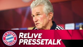 ReLive | FC Bayern Press Conference w/ Jupp Heynckes