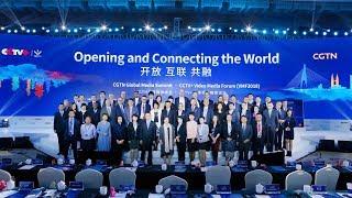 2nd CGTN Global Media Summit kicks off