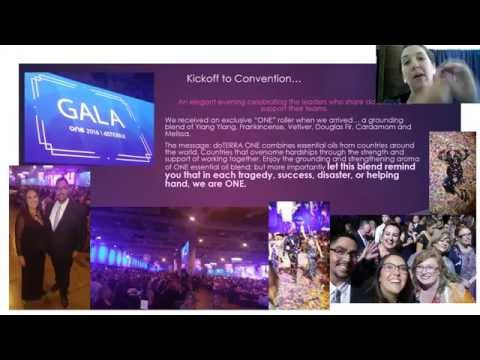 doTERRA Global Convention 2016 Summary