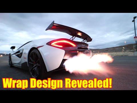 Introducing my 800hp, flame-throwing McLaren 570s