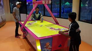 Air hockey table Fun Games By Super Amusement Games & Rides