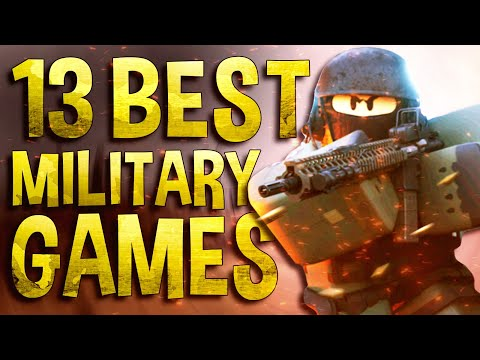 Top 13 Best Roblox Military Games To Play In 2021