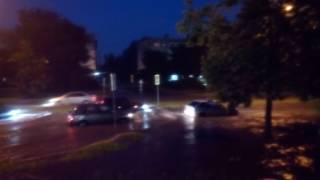 ЧП 53 Великий Новгород Ливень